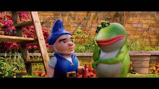 Sherlock Gnomes Now Playing