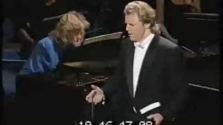 """Davide Damiani sings """"Zueignung"""" by Richard Strauss - Cardiff Singer of the World 1995"""