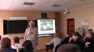 Урок литературы, 10 класс, Печникова_Л.В., 2012