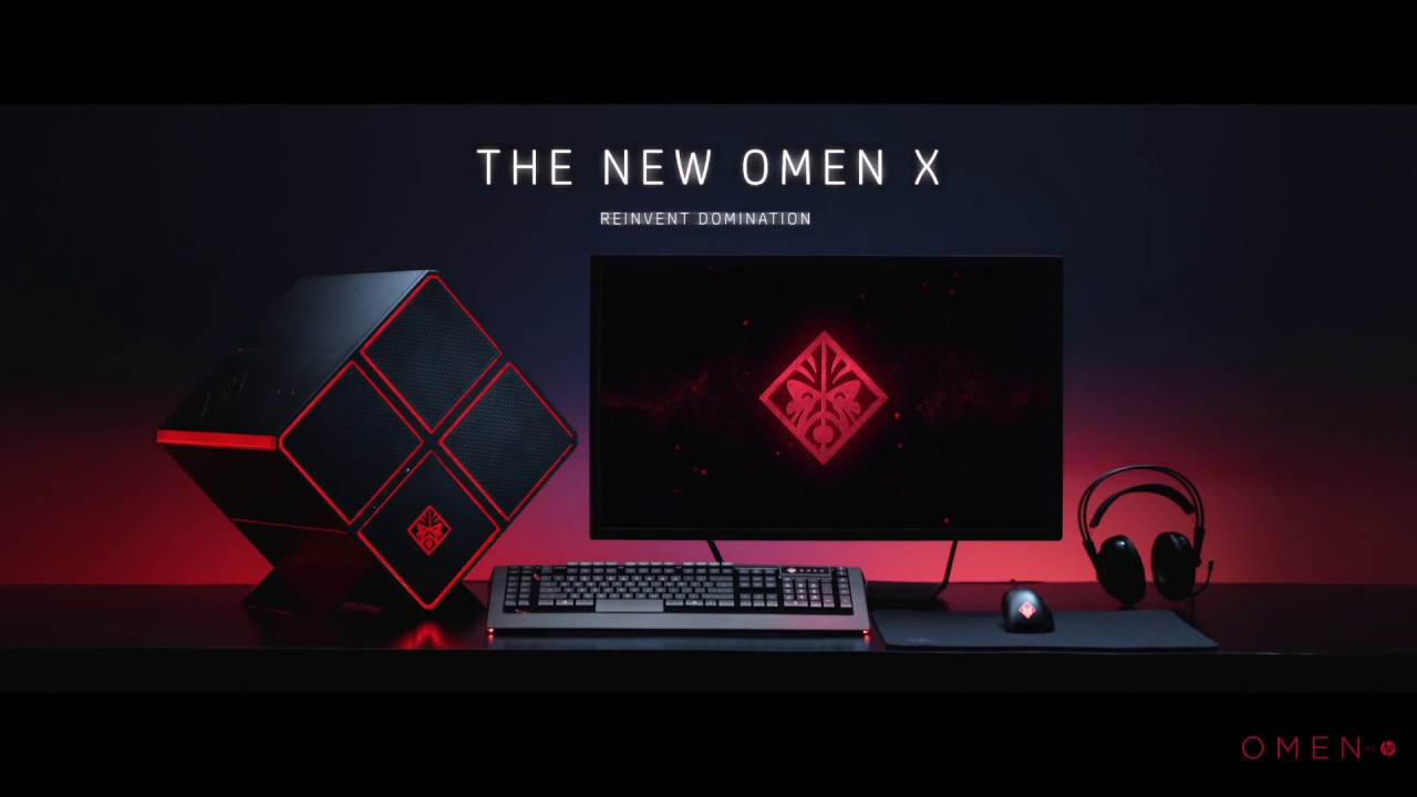 Omen x by hp youtube for Sign of portent 3