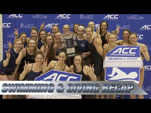 Virginia Wins 2015 ACC Women's Swimming & Diving ...
