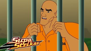 Supa Strikas - Season 1 - Ep 8 - Big Bo Lockdown - Soccer Adventure Series thumbnail