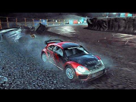 Asphalt Xtreme Subaru WRX STI GRC VS Volkswagen Beetle GRC
