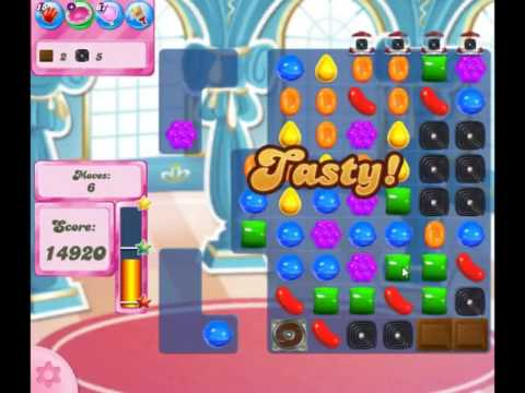 Candy Crush Saga Level 2659 - NO BOOSTERS