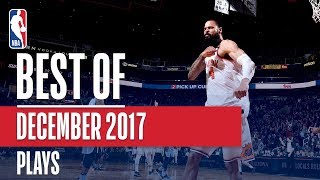 Best Plays of the Month | December 2017