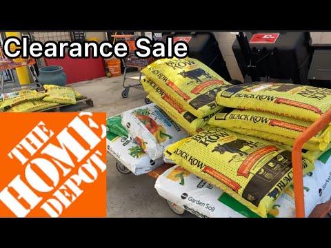 Home Depot | BUDGET GARDENING | SOIL SALE AND SHOPPING HAUL | SPRING GARDEN HAUL