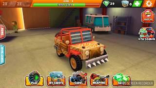 Обзор игры для android Zombie Safari