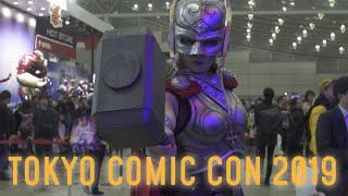 Tokyo Comic Con 2019! [Japan Headlines]