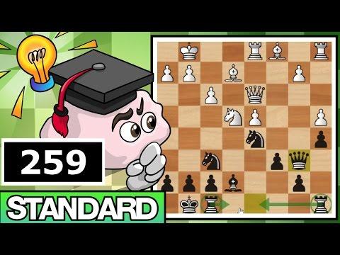 Standard Chess #259: CuzImBetter vs. IM Bartholomew (Slav Defense)