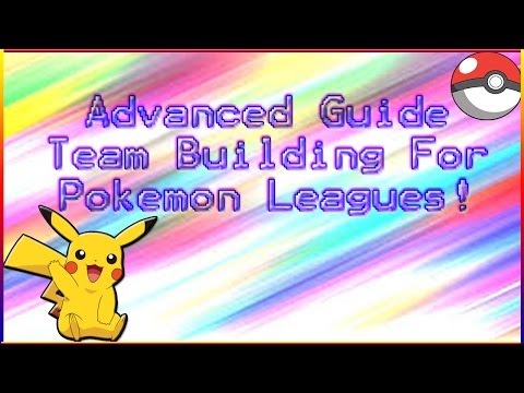 How To Team Build In League Format!