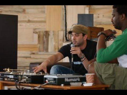 Darshan Jesrani Lecture (Cape Town 2003) | Red Bull Music Academy