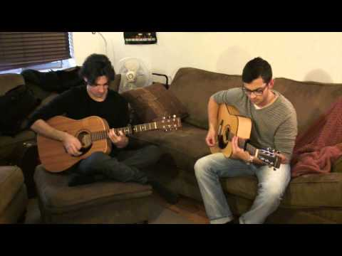 Lovers in Japan - Nicolas Bertrand and Laurent Lapointe-Simard (Coldplay Cover)