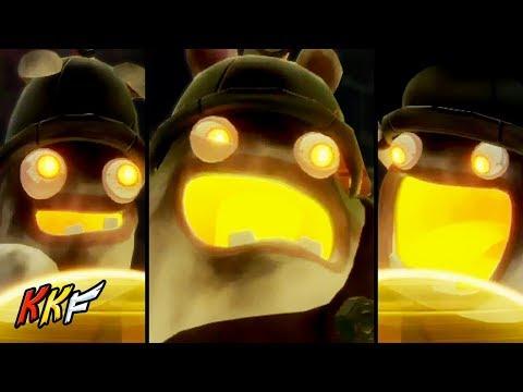 Lava Pit-Challenge 4: Creep Convention - Mario + Rabbids Kingdom Battle