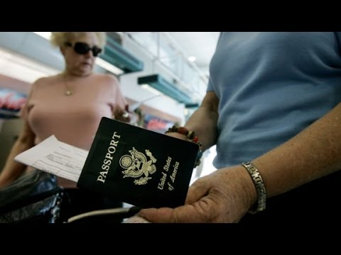 EU considers Imposing visas on US citizens