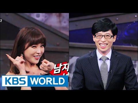 Yu JaeSeok's I am a Man | 나는 남자다 - Ep.10: Employment and War (2014.10.29)