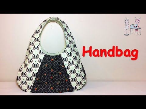 PURSE BAG | DIY BAG | HANDBAG | BAG SEWING TUTORIAL | Coudre Un Sac | Bolsa