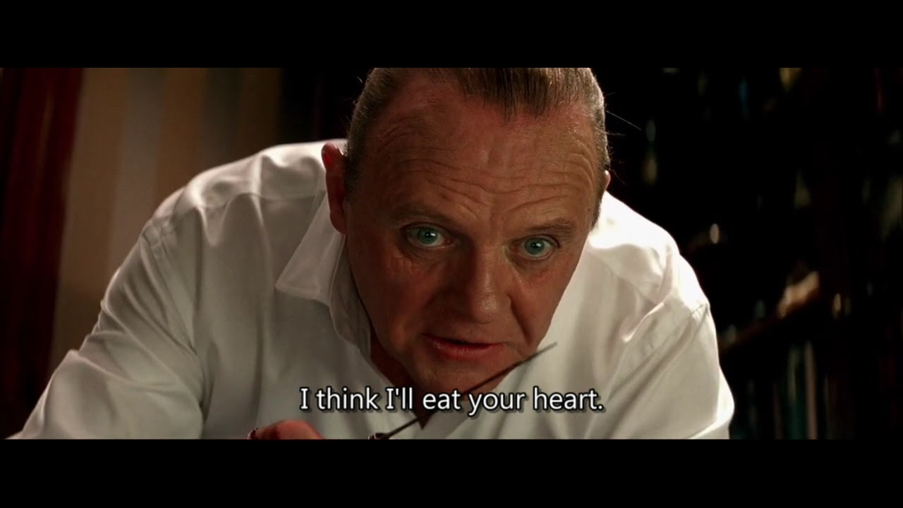 Red Dragon 2002 Hannibal Lecter Versus Will Graham Youtube
