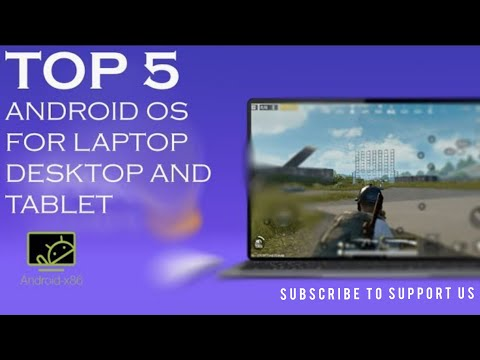 Best Android Os For Laptop/PC On TOP 5.........Android X86 Projects...