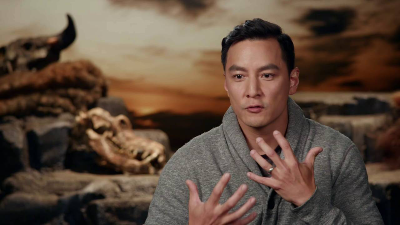 Daniel Wu Filme