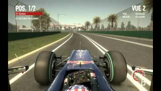 F1 2010 Vuelta Rápida Australia Full-HD PC Gameplay