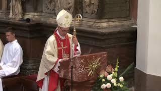 Homilia Ks. Bpa Stanisława Salaterskiego -Tydzień Maryjny w Tarnowskiej Katedrze - 10 września 2019