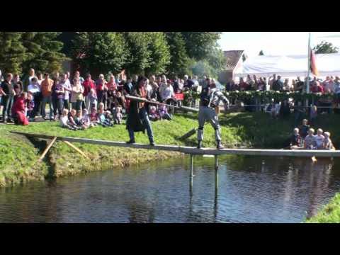 Kantholzfest in Ostrhauderfehn