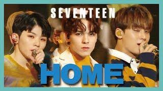 [HOT] SEVENTEEN - Home, 세븐틴 - Home Show Music core 20190202