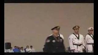Dimostrazione in onore dei caduti di Nassirya