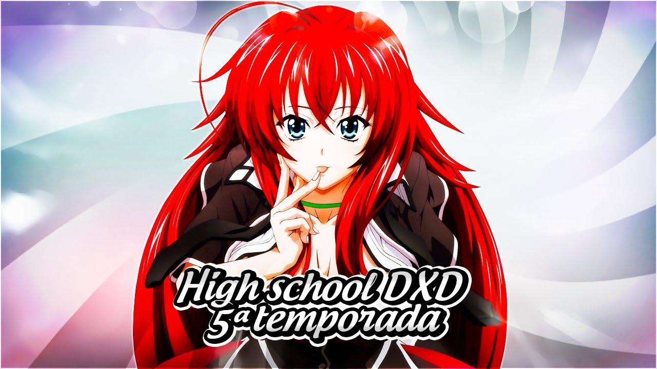High School Dxd Quinta Temporada Pelicula O Temporada Youtube
