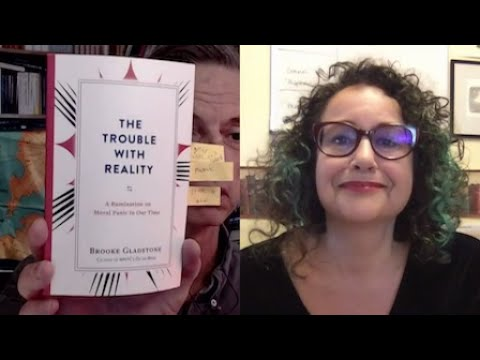 The Trouble With Reality   Robert Wright & Brooke Gladstone [The Wright Show]