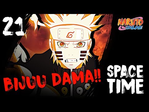 KURAMA'S POWER! Space-Time #21 - Naruto Online