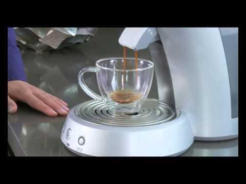 Machine A Cafe Senseo Bloquee