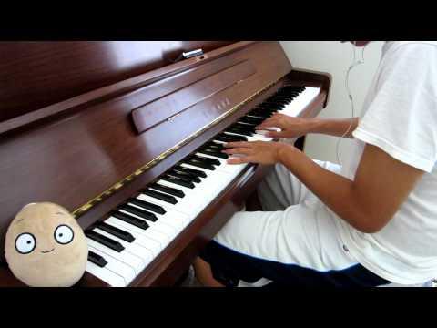 B-e-a-utiful - Megan Nicole [Piano Cover]