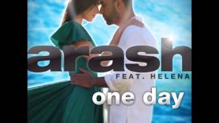 Arash feat Helena one day new song 2014