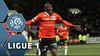 FC Lorient - Olympique Lyonnais (2-2) - 22/12/13 - (FCL - OL) - Résumé