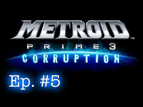 Metroid Prime 3: Corruption #5: New Rules and Other Stuff
