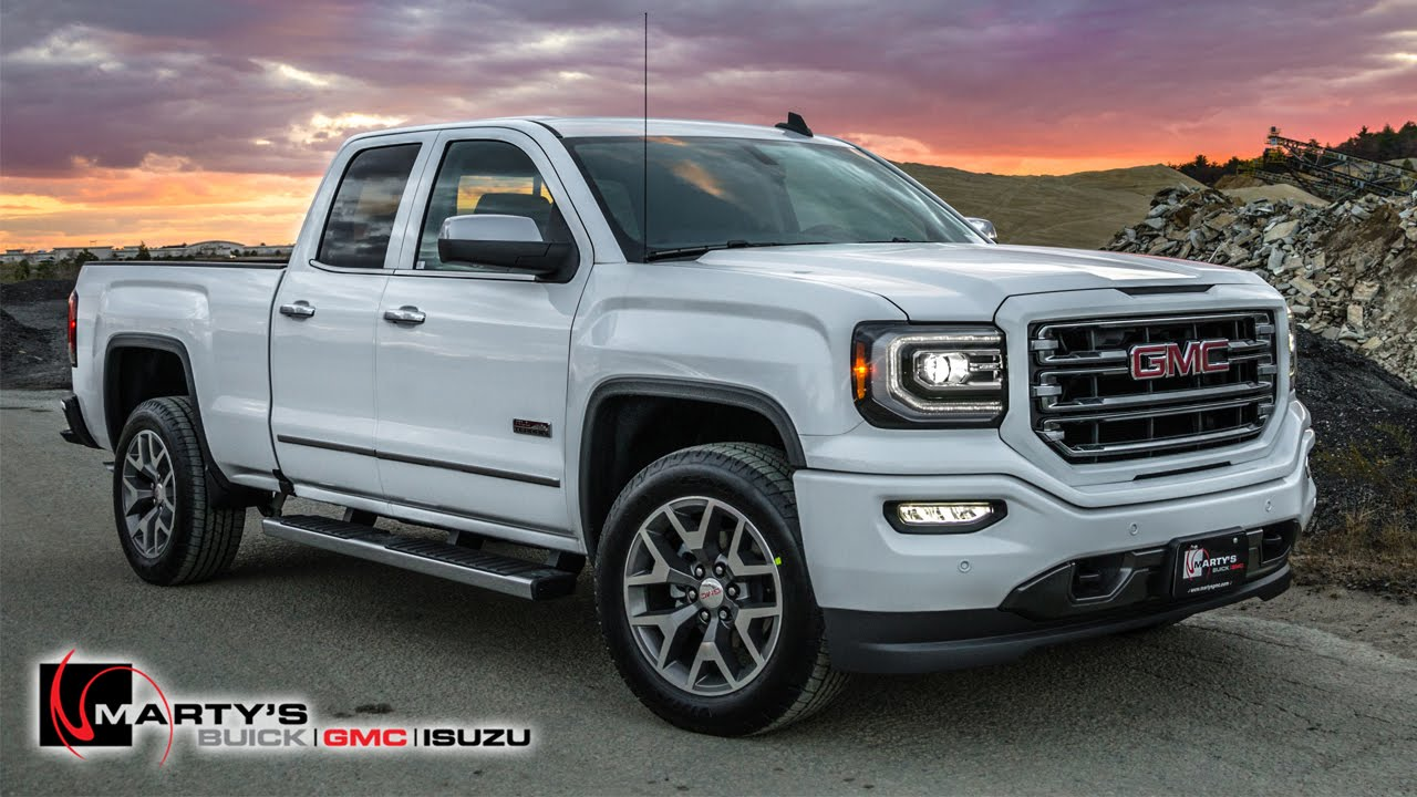 2016 Gmc Sierra All Terrain This Is It Youtube
