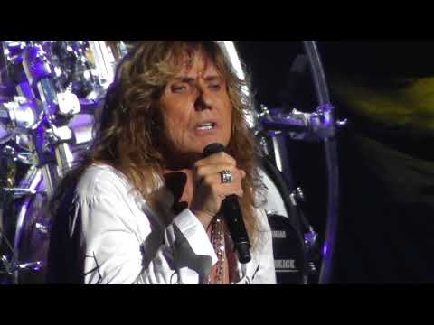 Whitesnake 6/16/18: 7 - Is This Love - Saratoga Springs, NY