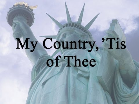 My Country, Tis of Thee Lee Greenwood with Lyrics, Contemporary