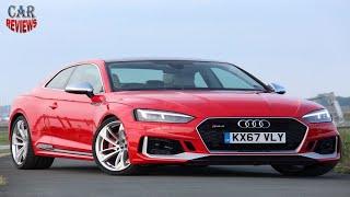 2018 Audi RS5 Coupe Test Drive Review: Vorsprung Durch Technik Or A Step Backwards?  - Car Reviews C