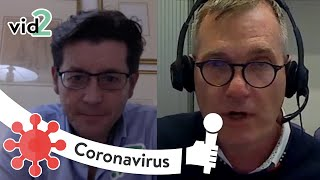 What we know about cases of COVID-19 in people with MS