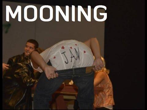 Mooning- Grease! (Performed by Dean Klebonas)