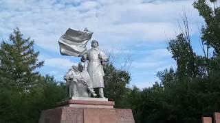 Рождественка Целиноградский район 2017