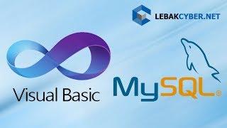 VB.Net MySQL Tutorial - Membuat Modul Koneksi VB Net Ke MySQL