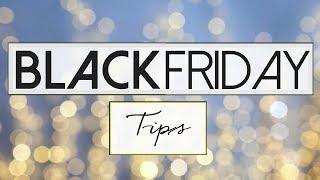 Top Ten Black Friday Shopping Tips
