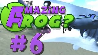 """Let's Play """"Amazing Frog?"""" 4-Player [Part 6]"""
