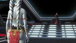 SWTOR - Female Twi'lek Jedi Consular Sage - Storyline Part 4