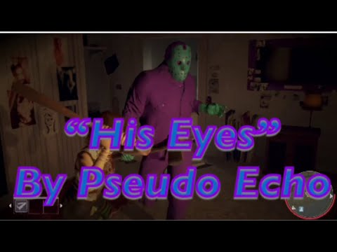 Friday The 13th The Game: A.J. Mason Dances to His Eyes by Pseudo Echo