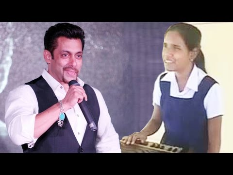 Salman Khan SUPPORTS Blind Girl Singer Tumpa Kumari