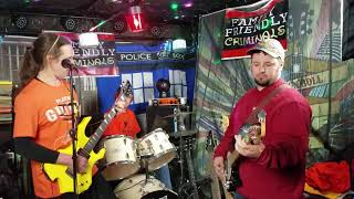 """JUST WHAT I NEEDED"" THE CARS-COVER BY THE FAMILY FRIENDLY CRIMINALS 1/9/19 @OURCADIA MUSIC STUDIOS"